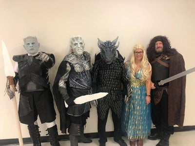 Terrorise the Seven Kingdoms, With Friends!