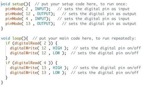 Step 1:Code