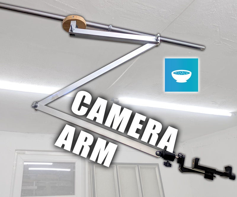 Picture of Overhead Camera Arm