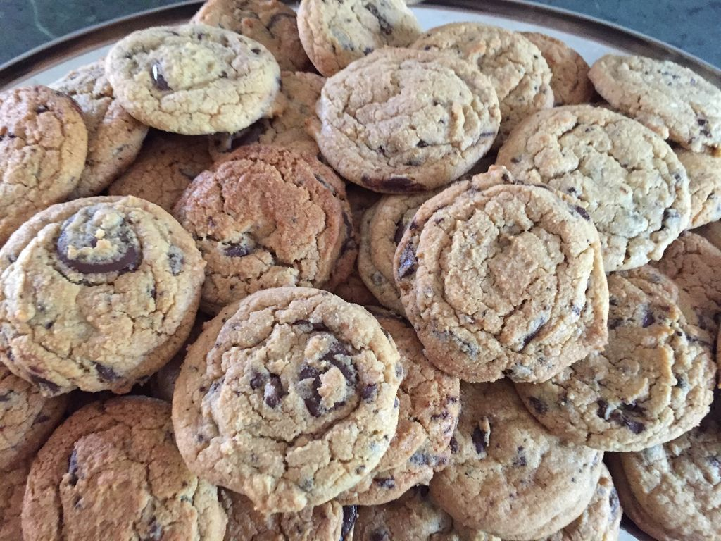 Picture of Chewy Choc Chunk Cookies