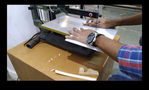 Cutting and Making Body