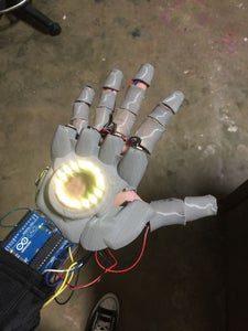 Step 7: Sow Off Your Power of the RGB Glove!!!