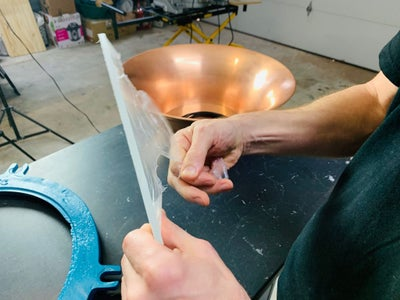 Cut a New Tabletop Insert