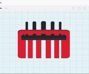 台式电缆梳整理器