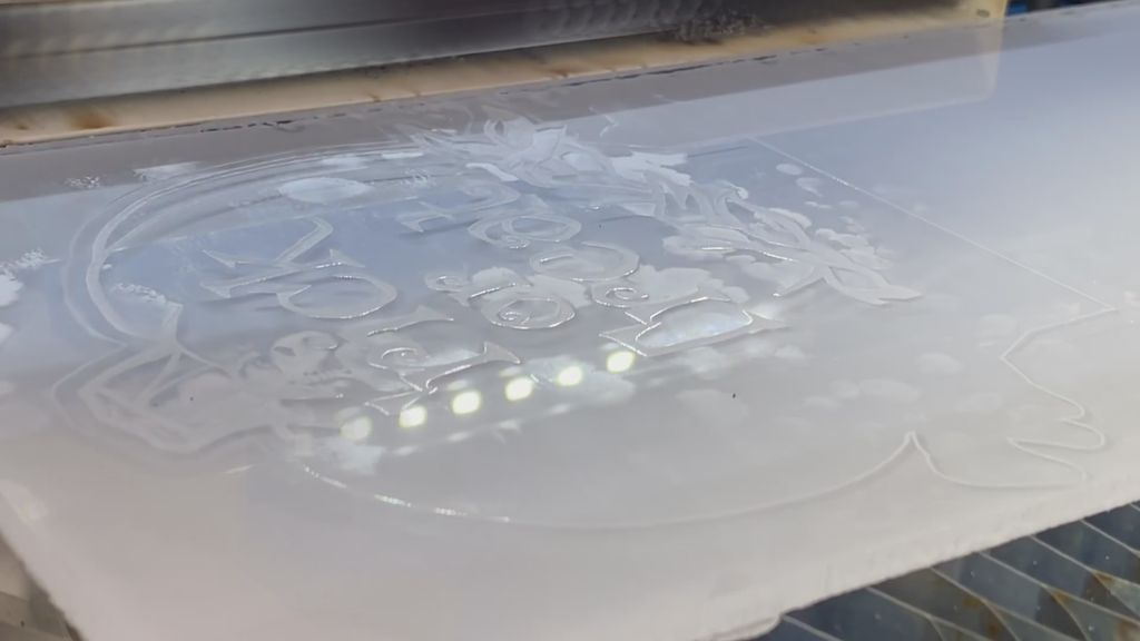 Picture of The Laser Engrave Way