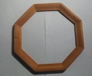 八角形框架