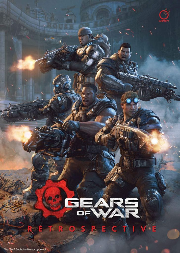 Picture of How to Make a Gears of War Costume