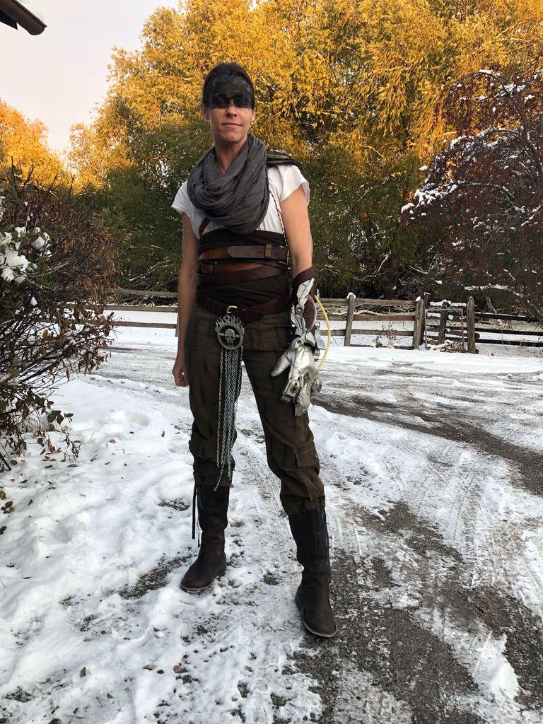 Picture of Mad Max Furiosa Costume