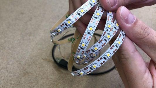 Installing 5V LED Strip
