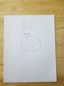 Draw the Front Legs and Feet