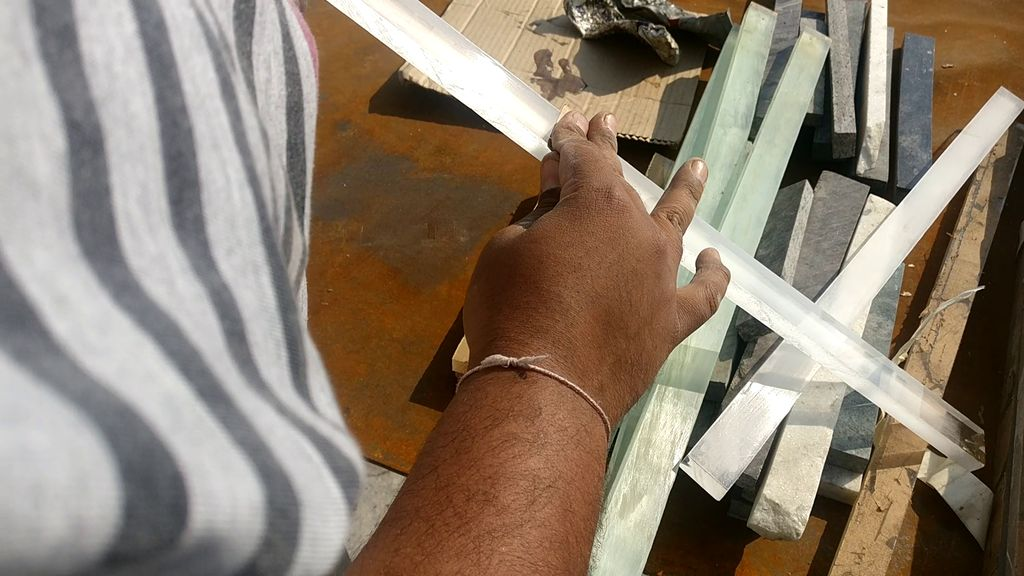 Picture of Gluing the Pieces