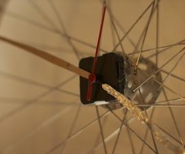 Simple Bike Clock