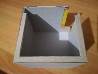 Glue the 3rd Layer Onto the Box