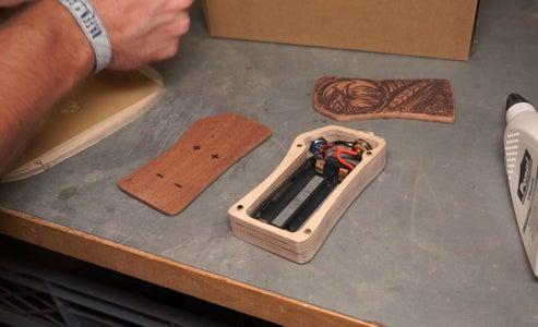 Electronics + Glueing Everything Together