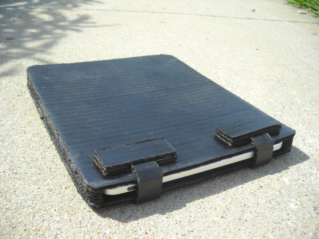 Picture of Cardboard IPad Sleeve