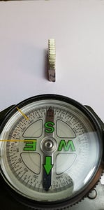REMOVE MAGNETS AND IDENTIFY POLARITY