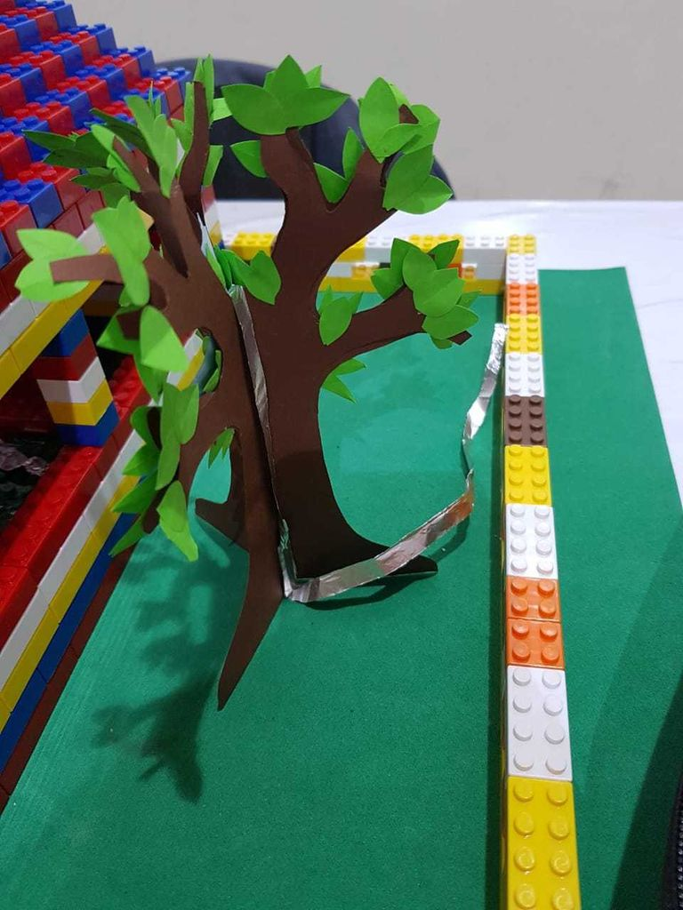 Picture of  3D Paper Tree
