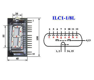 Picture of ILC1-1/8L Clock