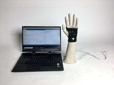 Pulse Sensor Wearable