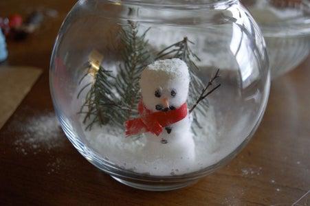 Add Mr. Snowman
