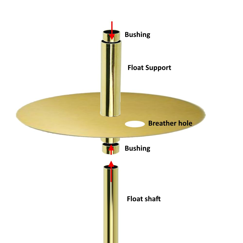 Picture of Float Support and Upper Disc
