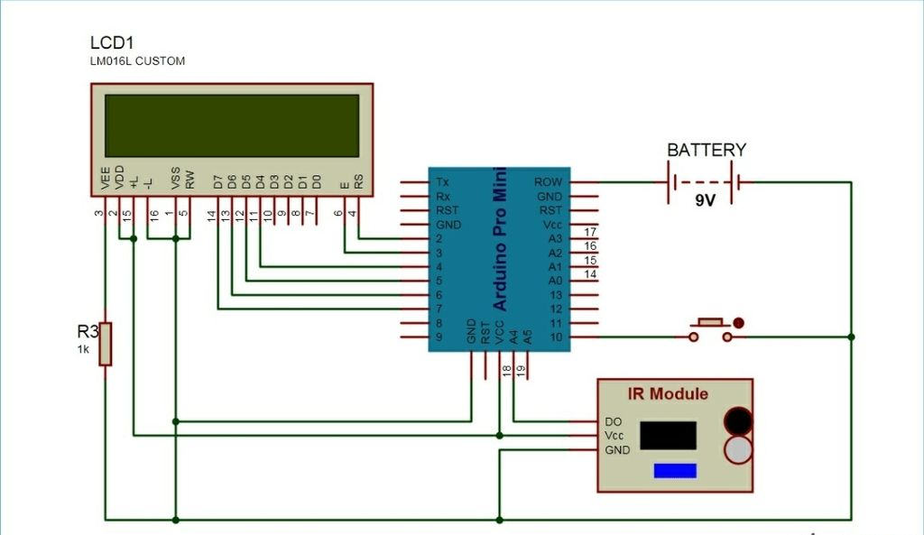 Picture of Circuit & Explanation
