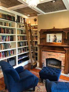 Finished Library