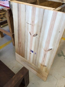 Making Table Top