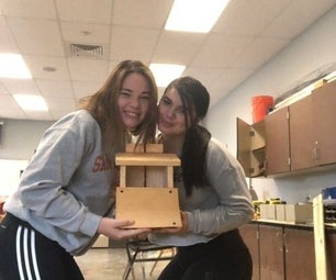 Building a Bird House