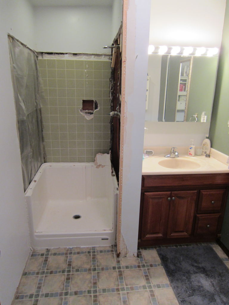 Complete Bathroom Renovation Steps With Pictures - Diy bathroom renovation steps