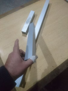 Making the Linear Actuator Frame