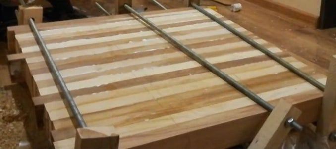 Assemble the Pieces for Table