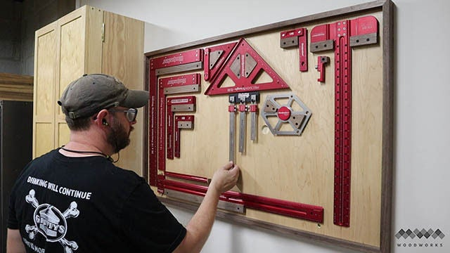 Picture of Filling Up Your Tool Wall