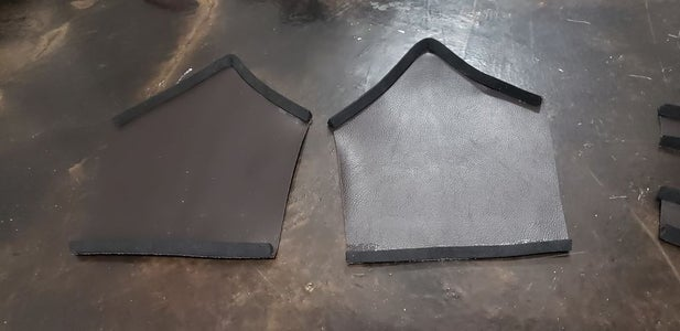 """Armory - Breast Plate, """"Pauldrons"""" and Bracers"""