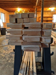 Dry Fit and Glue Up