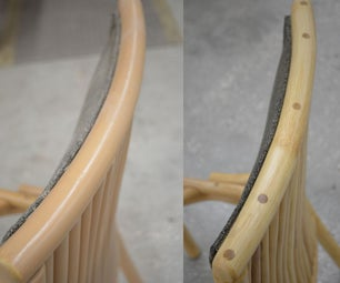 Bamboo Chair Refinsihed