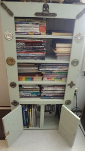 Putting the Shelf to Use.