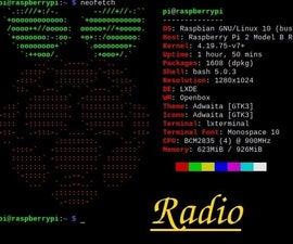 Cast FM Radio LONG RANGE With Rashpberry Pi ONLY!!