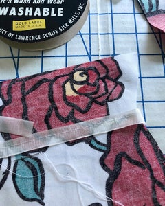Cutting Into the Fabric