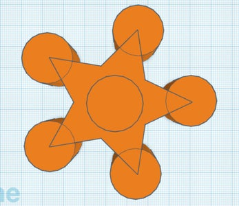 Designing in TinkerCad