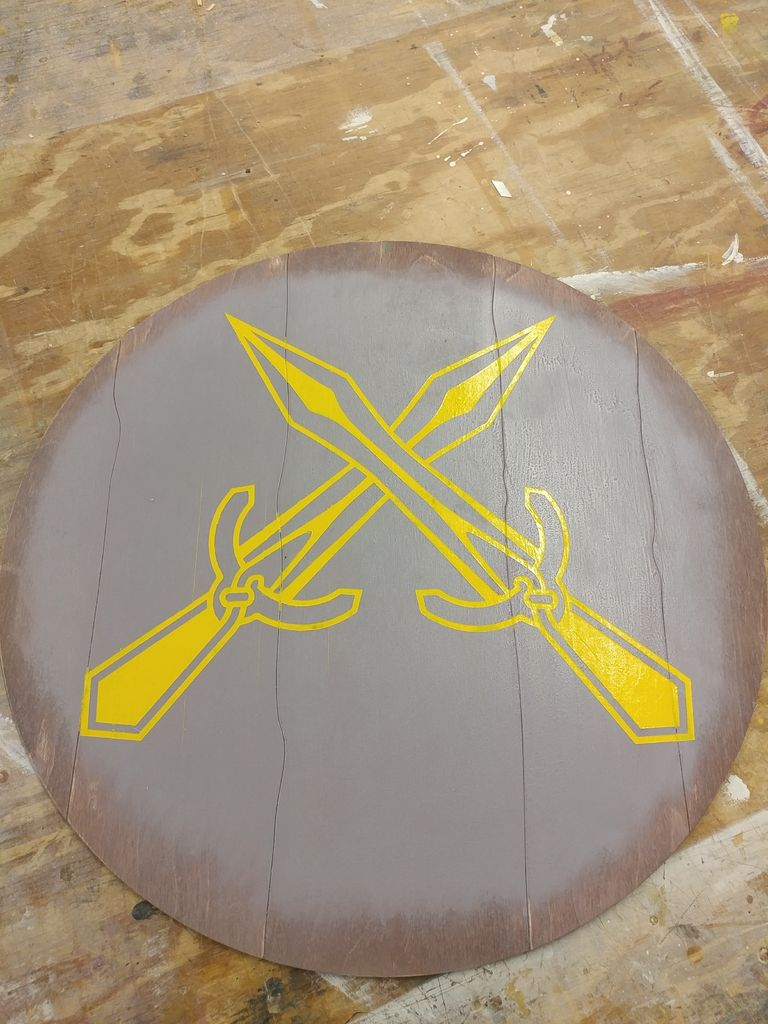 Picture of Masking With Painters Tape