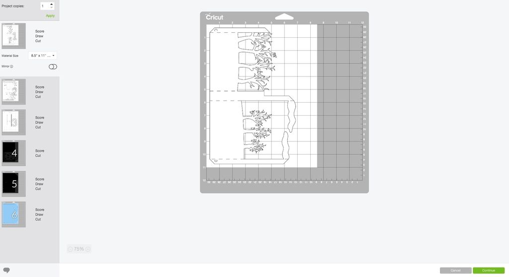 Picture of Adjusting Within Design Space