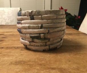 Paper Plant Pot