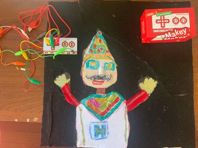 Interactive Photo Booth With Makey-Makey
