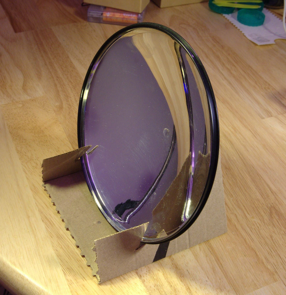 Picture of Mount the Concave Mirror
