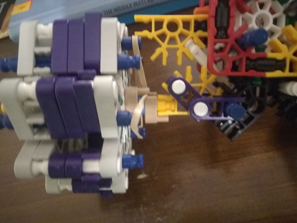 Picture of Barrel/Trigger Mechanism