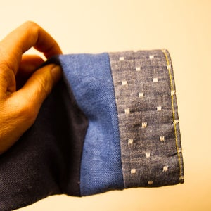 Sewing the Sleeve Cuffs