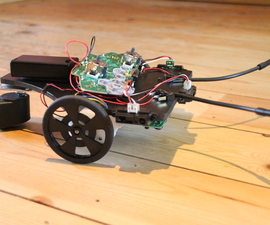 How to Hack a wireless Xbox controller to make an autonomous robot!