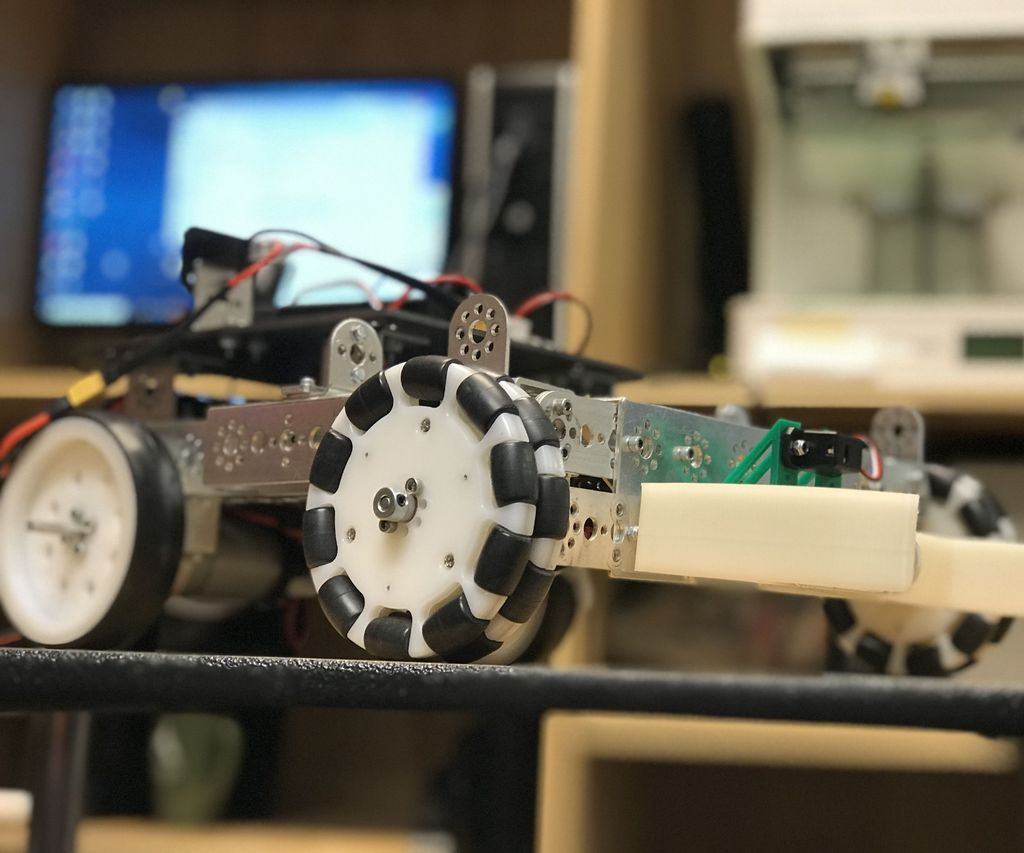 Picture of Robotics Can Be As Easy As Lego
