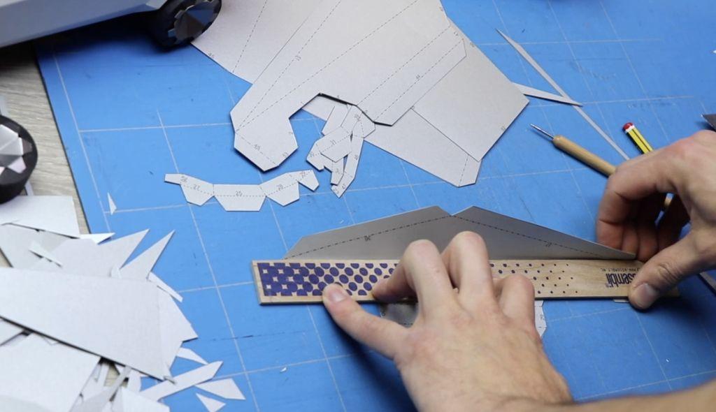 Picture of Print / Cut / Score / Fold